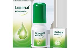 die Laxoberal®-Produktfanilie