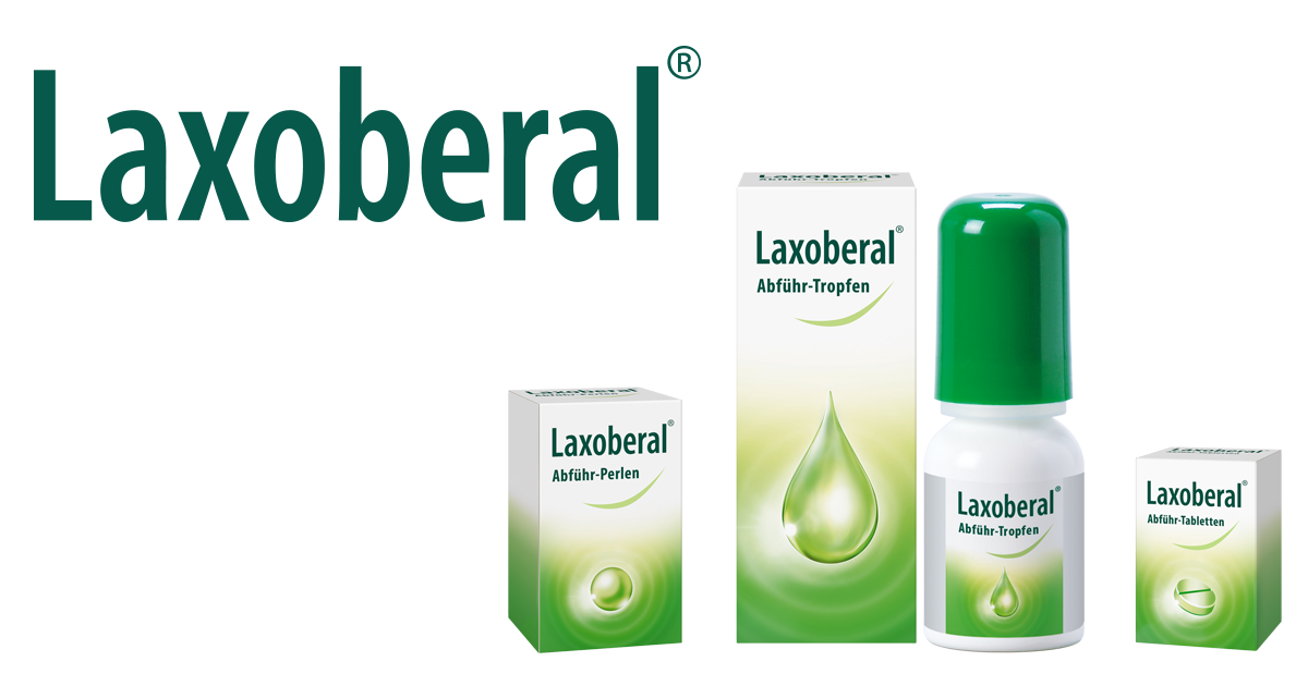 Wirkweise Von Laxoberal